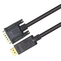 ZHISHAN DisplayPort To VGA Adapter Cable Male To Male 1