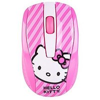 Hello Kitty Wireless Mouse - Pink (81509A-PNK)