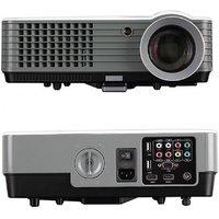 RD801 LED Projector Full HD 2200 Lumens Optional TV DVB