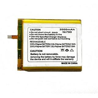Yu Yunique Li Ion Polymer Replacement Battery QL790 2000 Mah