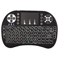 Highway I8 2.4GHz Mini Wireless Keyboard With Touchpad
