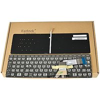 Eathtek Replacement Keyboard With Backlit For HP Pavili