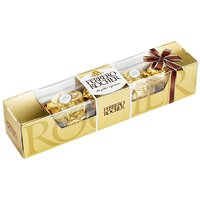Ferrero Rocher Chocolate (5 Pcs x 2 Qty) With Teddy (100 gms.)