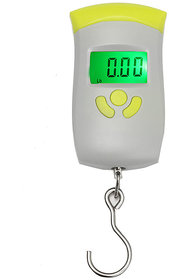 Callmate  Portable Digital Luggage Hanging Weighing Scale-Multicolor