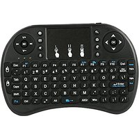 Uniqe Mini Portable Handheld 2.4GHz Wireless Keyboard W