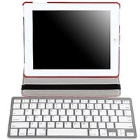 HDE Wireless Bluetooth Keyboard For Windows Mac IOS And