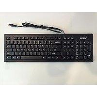 Acer Standard USB Keyboard - Black