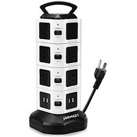 JBonest 16 Outlet Surge Protector Power Strip With 4 Po