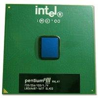 INTEL - INTEL SL4CG PIII/733/256/133/1.7V CPU