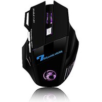 VersionTech 7-Button USB Wired Gaming Mouse With 7 LED