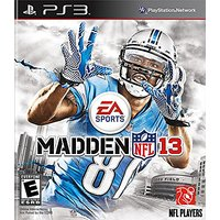 Madden NFL 13 Bonus Edition W/ 8 Ultimate Team Draft Pa