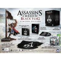 Assassin's Creed IV Black Flag Limited Edition - Playst
