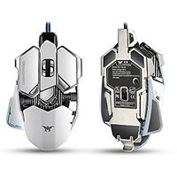 Combaterwing 4800 DPI Programmable Wired Gaming Mouse F