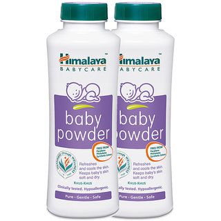 Himalaya Baby Powder 100 Gm (Pack Of 2)