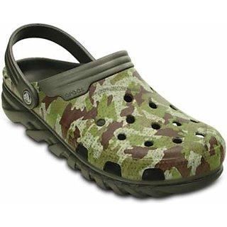 1e2ad20b5a8e Crocs Duet Max Camo Clog available at ShopClues for Rs.3995