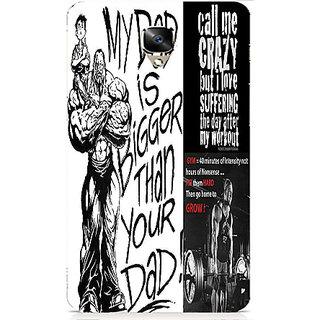 Printgasm OnePlus 3T printed back hard cover/case,  Matte finsh, premiun 3D printed, designer case