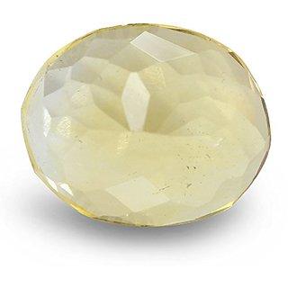 Ratna Gemstone 9.00 Carat sunela fine chacker cut oval shape stone