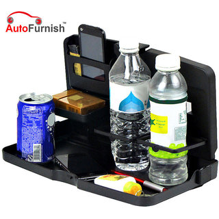 Autofurnish Large Size Car Meal Tray Foldable