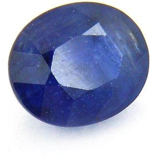 Ratna Gemstone 8.00 Carat Natural Certified Blue Sapphire (Neelam Stone) Gemstone