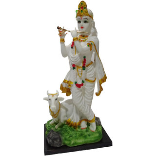 Paras Magic Cow Krishna Idol