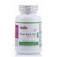Zenith Nutrition Pine Bark Ext With Calcium - 60 Capsules