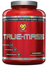BSN True MASS Chocolate  5.82 Lbs