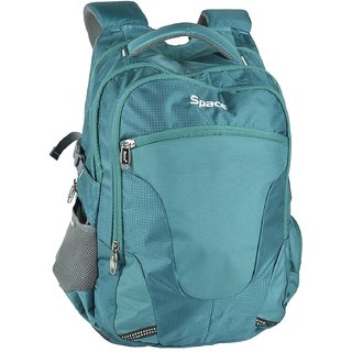 Buy Space Polyester 35 liters Blue Laptop Backpack Online   ₹1695 ... a7c07479dd2b9
