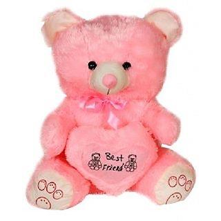 Cute Teddy Bear With Heart 1 Feet