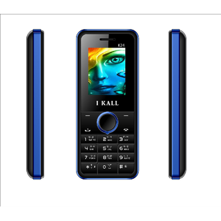 IKall K24 1.8 Inch, Dual Sim, Made in India ,No Earphones