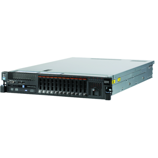 IBM System Rack Server x3650 M4 Dual Socket