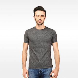 Qroods Basic Grey T-Shirt