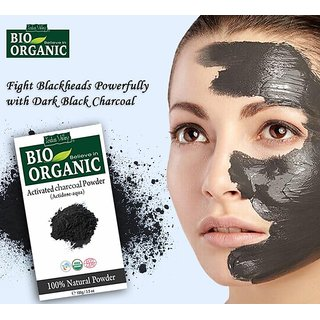 Indus Valley Organic Activated Charcoal Powder 100 G