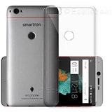 Smartron srt.phone Transparent Soft Back Cover