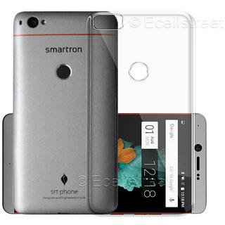 brand new c7602 eb139 Smartron srt.phone Transparent Soft Back Cover