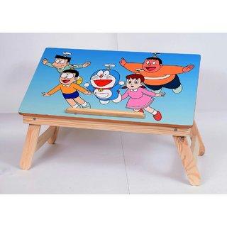 Earthwood - Laptop Foldable Table for Multipurpose (Multiple Colour)