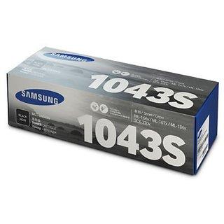 Samsung  MLT - D1043S XIP Black Toner Cartridge For use  ML 1865  ML 1865W  ML 1866  SCX 3200  SCX 3201  SCX 3201G