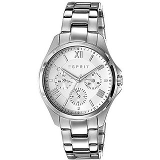 Esprit Quartz White Dial Women Watch-ES108442001