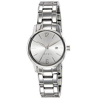Esprit Quartz White Dial Women Watch-ES100S62012