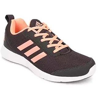 Adidas Women's Gray Sports Shoes