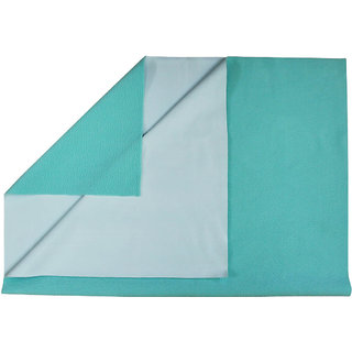 QUICK DRYING SHEET / MAT - FEEL DRY LARGE - GREEN