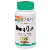 Solaray - Dong Quai Angelica Sinensis, 550 Mg, 100 Capsules