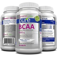 BCAA Amino Acids - Aids In Weight Loss, Building Lean Muscle Mass, And Muscle