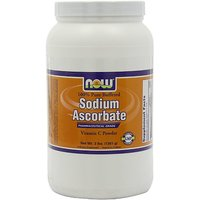 Now Foods Sodium Ascorbate, 3-pound
