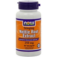 Now Foods Nettle Root Extractract 250mg, Veg-capsules, 90-Count