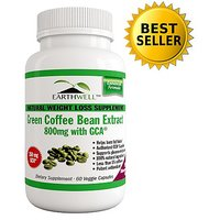 New Green Coffee Bean Extract With 350mg GCA - 100% Natural - Recommended Best