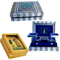 UFC Mart Buy Jewellery Box N Get Gemstone Jewelry Box Free
