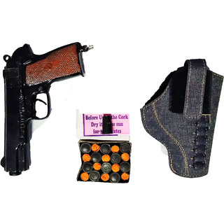 Manav Mini 9mm Pistol Toy Gun