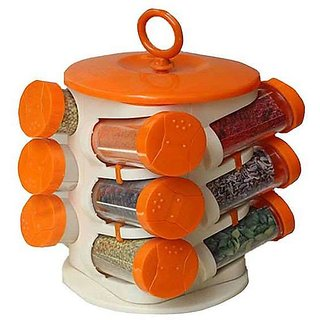 Skycandle Spice Rack Set of 12 - Assorted