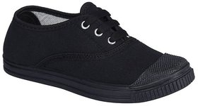 Black Tennis Canvas School Shoes (ALL SIZE AVAILABLE)!