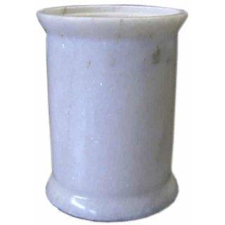 White Marble Tumbler
